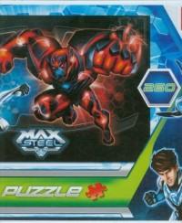 Max Steel. Odważny Max (puzzle) - zdjęcie zabawki, gry