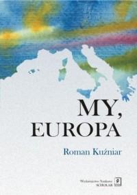 My, Europa - okładka książki