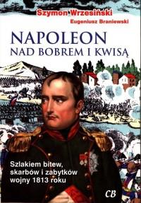 Napoleon nad Bobrem i Kwisą - okładka książki
