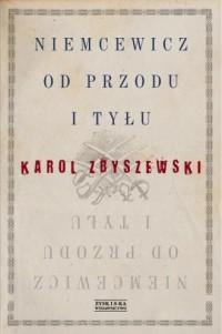 Niemcewicz od przodu i tyłu - Karol - okładka książki
