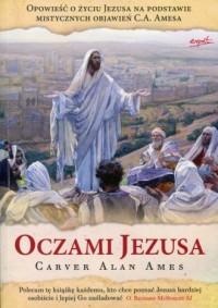 Oczami Jezusa - okładka książki