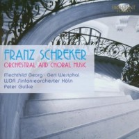 Orchestral and Choral music - okładka płyty