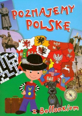 Poznajemy Polskę z Bellonkiem - okładka książki