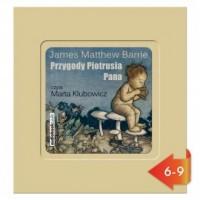 Przygody Piotrusia Pana - pudełko audiobooku