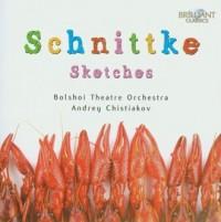Sketches - okładka płyty