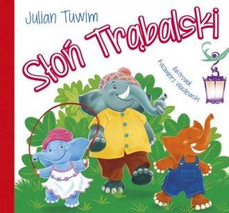 Słoń Trąbalski - okładka książki