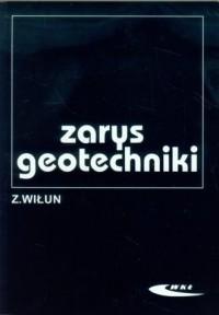 Zarys geotechniki - Zenon Wiłun - okładka książki