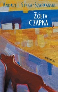 Żółta czapka - okładka książki