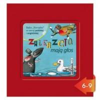 Zwierzęta mają głos - pudełko audiobooku