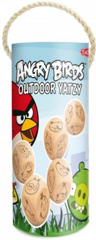 Angry Birds XL Yatzy - zdjęcie zabawki, gry