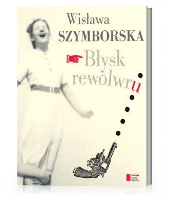 Błysk rewolwru - okładka książki