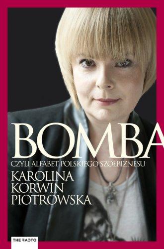 Bomba. Czyli alfabet polskiego - okładka książki