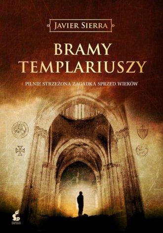 Bramy templariuszy - okładka książki