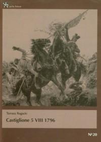 Castiglione 5 VIII 1796 - Tomasz - okładka książki
