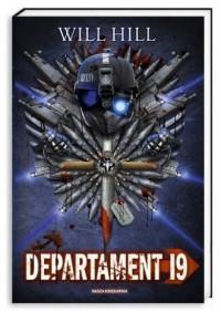 Departament 19 - okładka książki