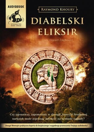 Diabelski eliksir (CD mp3) - pudełko audiobooku