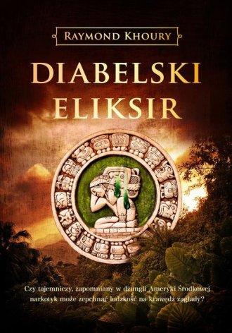 Diabelski eliksir - okładka książki