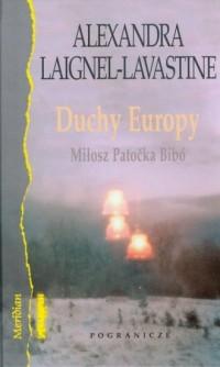 Duchy Europy - okładka książki