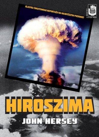 Hiroszima - okładka książki