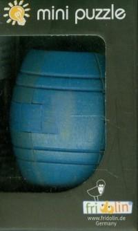 IQ-Test . Beczka niebieska (puzzle - zdjęcie zabawki, gry