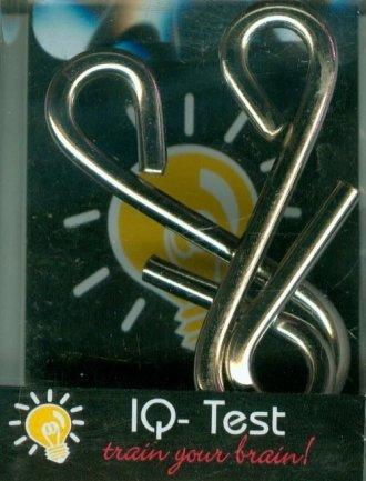 IQ-Test. Ćwicz umysł. Podwójne - zdjęcie zabawki, gry