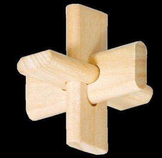 IQ-Test. Gwiazda (puzzle 3D) - zdjęcie zabawki, gry