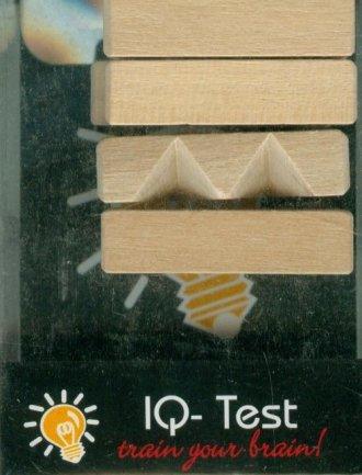 IQ-Test. Konstrukcja (puzzle 3D) - zdjęcie zabawki, gry