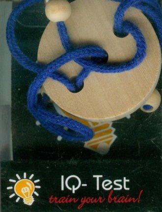 IQ-Test. Węzeł 3 (puzzle 3D) - zdjęcie zabawki, gry