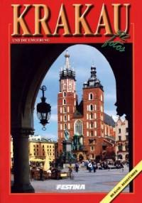 Krakau und die Umgebung (wersja - okładka książki