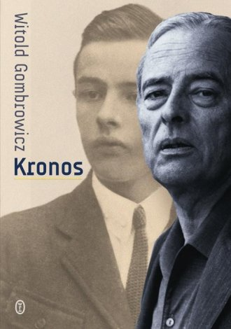 Kronos - okładka książki