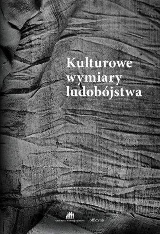 Kulturowe wymiary ludobójstwa - okładka książki