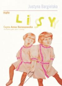 Małe lisy (CD mp3) - pudełko audiobooku