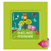 Mali mili przyjaciele (CD mp3) - pudełko audiobooku