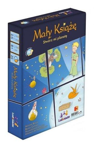 Mały Książę (gra) - zdjęcie zabawki, gry