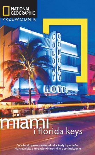 Miami i Florida Keys - okładka książki