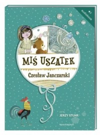 Miś Uszatek (CD mp3) - pudełko audiobooku
