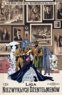 Mistrzowie Komiksu. Liga Niezwykłych - okładka książki