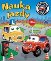 Nauka jazdy - okładka książki