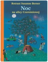 Noc na ulicy Czereśniowej - okładka książki