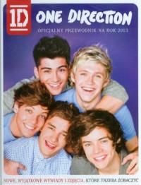 One Direction. Oficjalny Przewodnik na rok 2013 - okładka książki