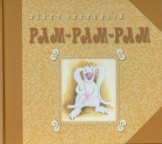 Pam-Pam-Pam - okładka książki