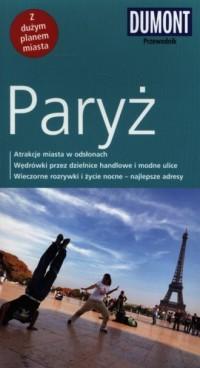 Paryż. Przewodnik (+ mapa) - Gabriele - okładka książki