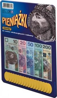 Pieniążki edukacyjne - Wydawnictwo - zdjęcie zabawki, gry