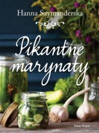 Pikantne marynaty - okładka książki