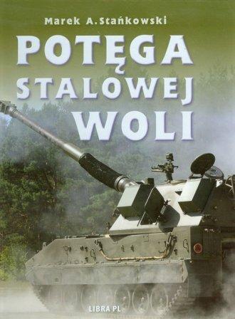 Potęga Stalowej Woli - okładka książki