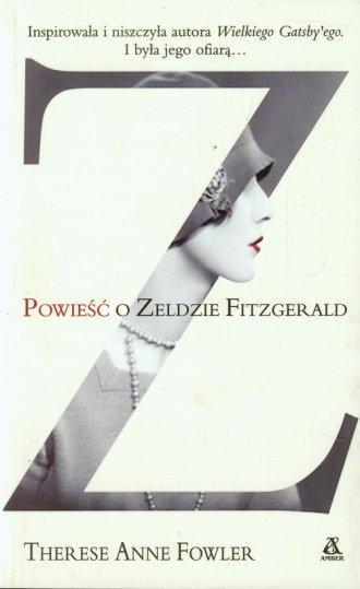 Powieść o Zeldzie Fitzgerald - okładka książki