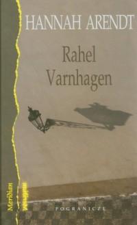 Rahel Varnhagen - okładka książki