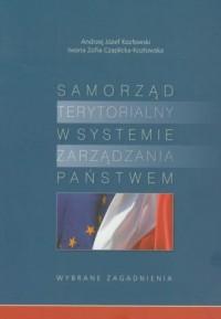 Samorząd terytorialny w systemie zarządzania państwem - okładka książki