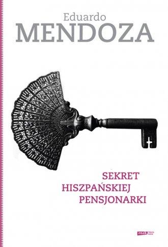 Sekret hiszpańskiej pensjonarki - okładka książki