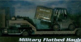 Teama military. Tir + Sztaplarka - zdjęcie zabawki, gry
